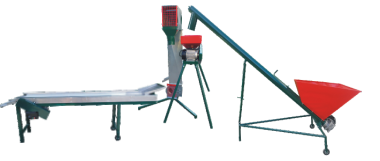 Spiral Rigid Conveyor